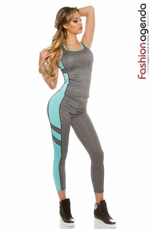 Set Fitness Blue