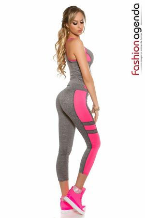 Set Fitness Fuchsia