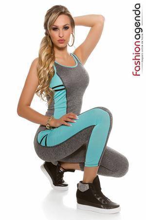 Set Fitness Tempo Blue