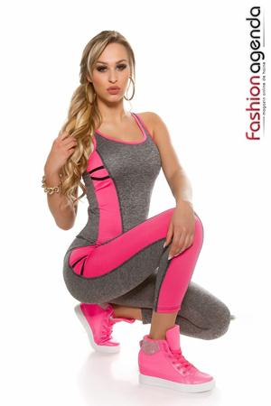 Set Fitness Tempo Fuchsia