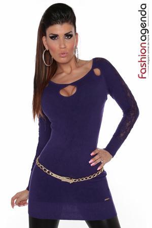Pulover Grissom Violet