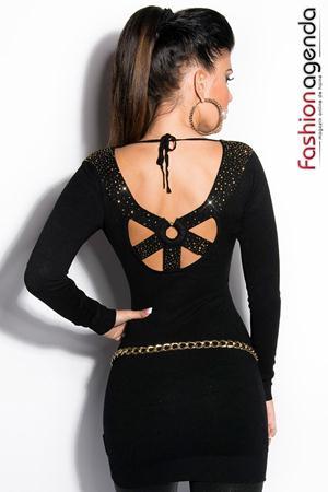 Pulover Roisin Black
