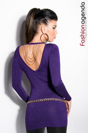 Pulover Kora Violet