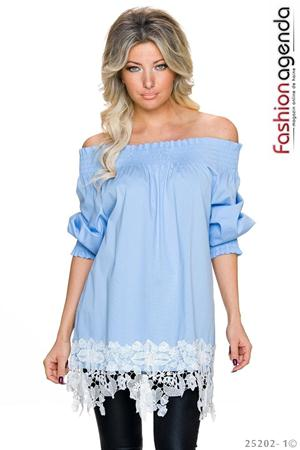 Bluza Quarra Blue
