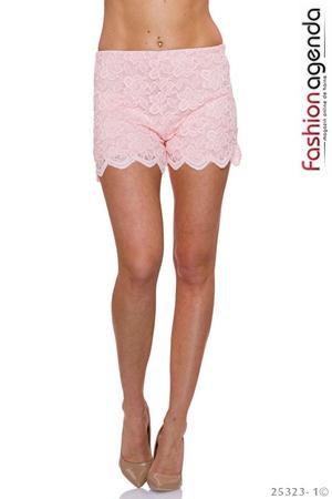 Pantaloni Scurti Riolla Pink