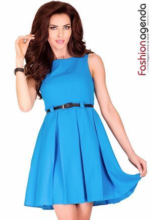 Rochie Gorgeous Blue
