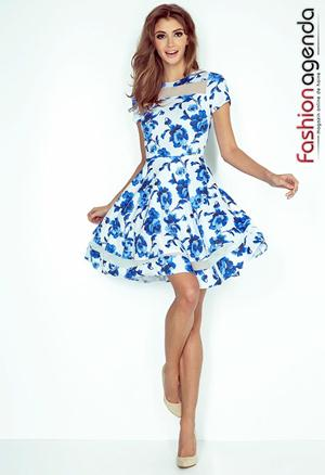 Rochie Attraction Flowers