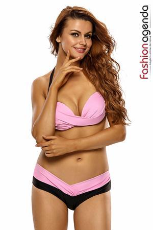Costum de Baie Honduras Pink