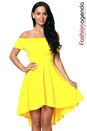 Rochie Nympha Yellow