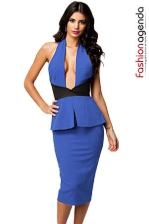 Rochie Terra Blue