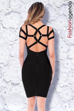 Rochie Bandage Premium 05 Black