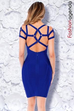 Rochie Bandage Premium 05 Blue