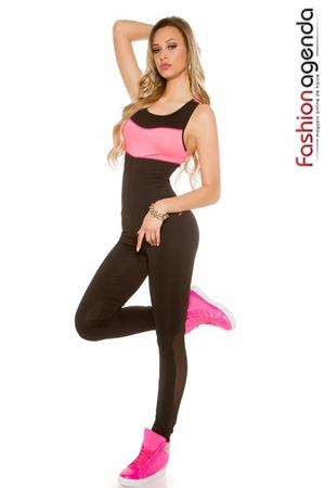 Set Fitness Beauty Fuchsia