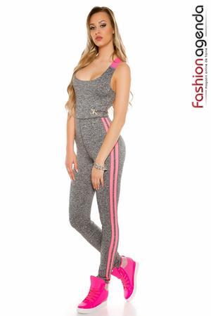 Set Fitness Groove Fuchsia