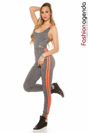 Set Fitness Groove Orange