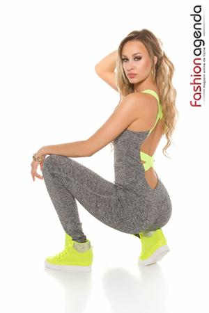 Set Fitness Energy Neon