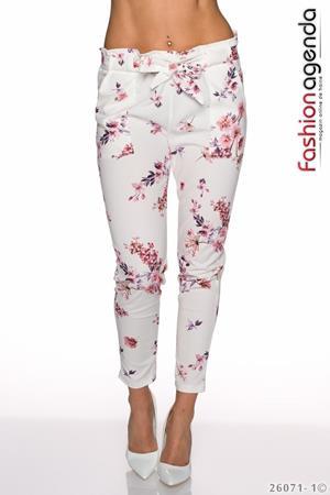 Pantaloni Idris Floral