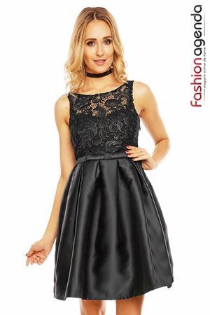 Rochie Temptatious Lace Black