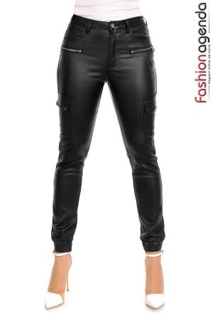 Pantaloni din Piele Rowan 11