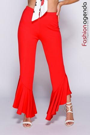 Pantaloni Ryo Red