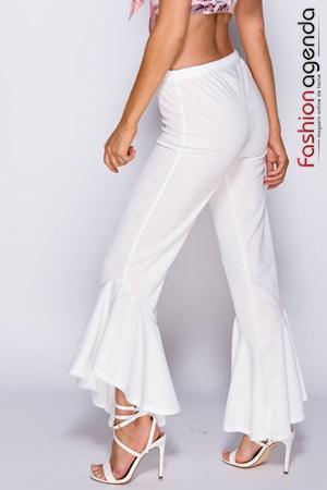 Pantaloni Ryo White