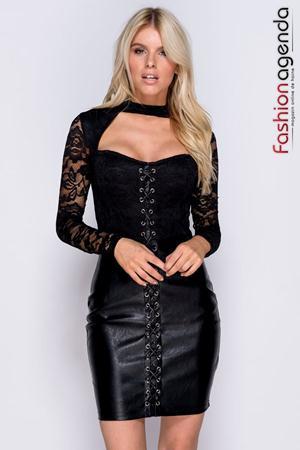 Rochie Caya Black