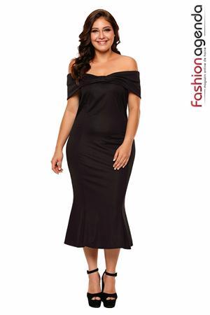 Rochie XXL Desire 107 Black