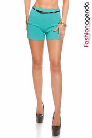 Pantaloni Scurti Movement Emerald
