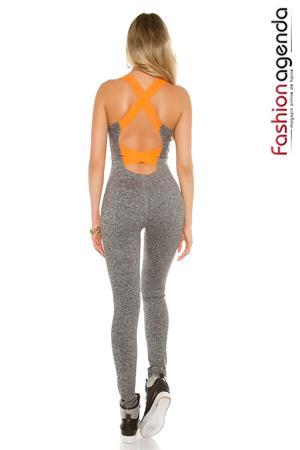 fashionagenda.ro Set Fitness Energy Orange