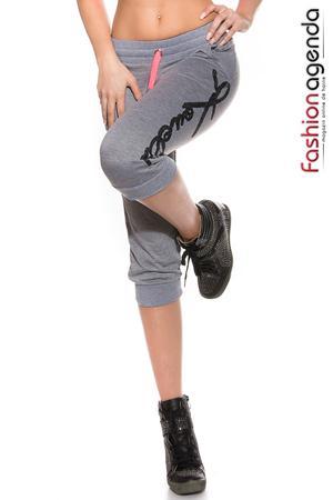 Pantaloni Sport Intensity Grey