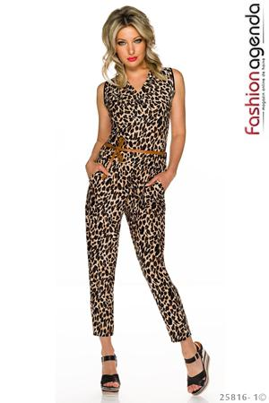 Salopeta Toulouse Animal Print