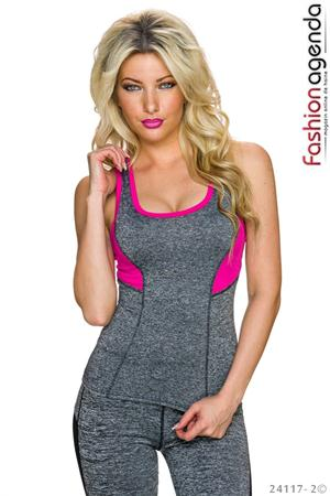 Top Fitness Be Fit Pink