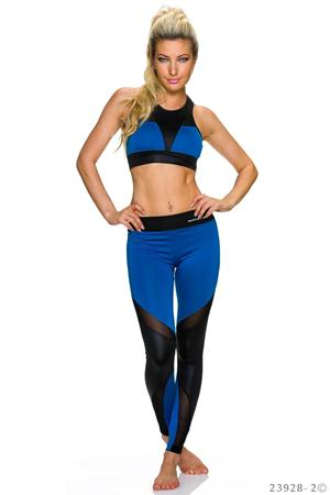 Set Fitness Squat Blue