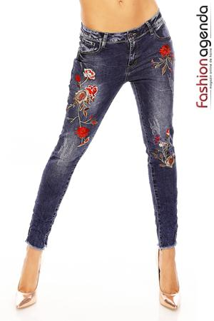 Jeans Roses