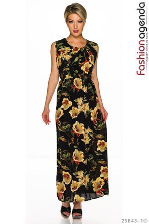 Rochie Lunga Goldflower