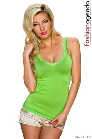 Top Ledar Green