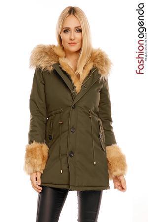 Jacheta Furry Green