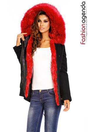 Jacheta Pixie Red