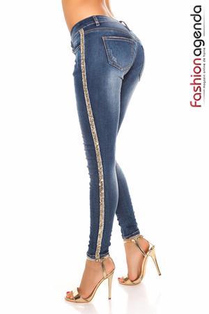 Jeans Sequins