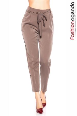 Pantaloni Grant Cappuccino