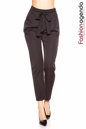 Pantaloni Grant Negri