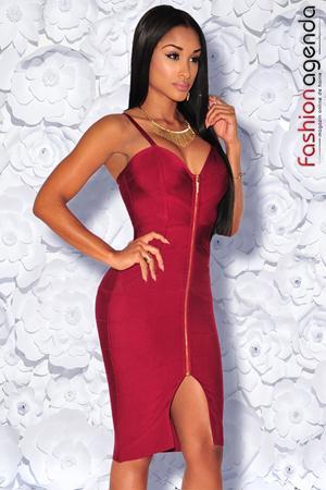 Rochie Bandage Premium 10 Bordo