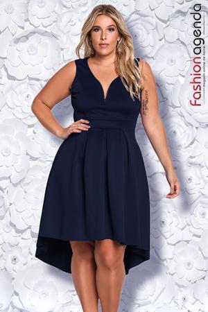 Rochie Xxl Desire 116 Navy