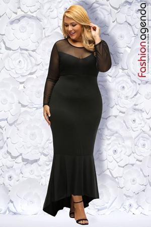 Rochie Xxl Desire 120 Neagra