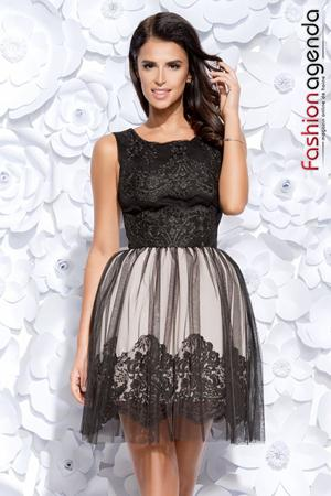 Rochie Beauty Black Lace 01