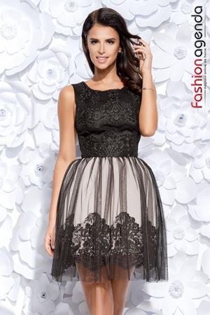 Rochie Beauty Black Lace 01