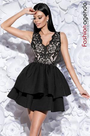 Rochie Beauty Neagra 02