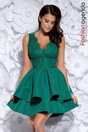 Rochie Beauty Smarald 02