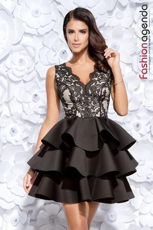 Rochie Beauty Neagra 03
