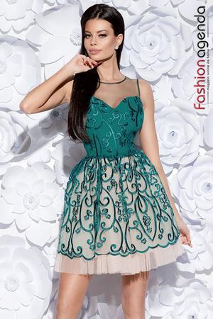 Rochie Beauty Smarald 05